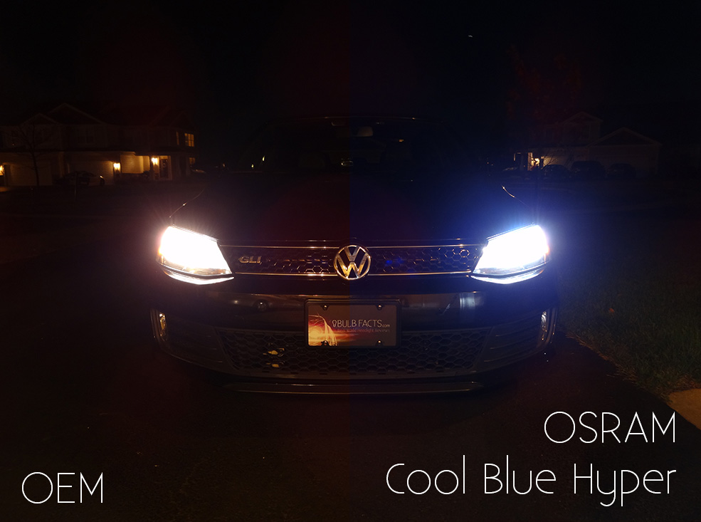 bulbfacts the best xenon hid look headlight bulbs tested. Black Bedroom Furniture Sets. Home Design Ideas