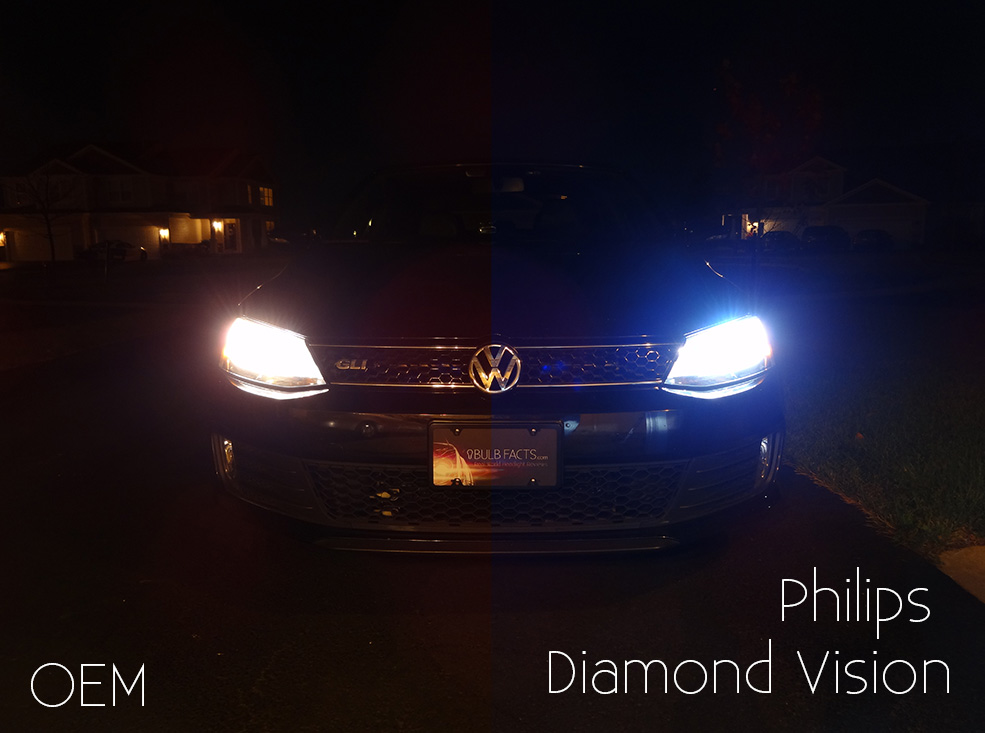 Sylvania Car Bulbs >> BulbFacts | The Best Xenon/HID look headlight bulbs Tested (Halogen)